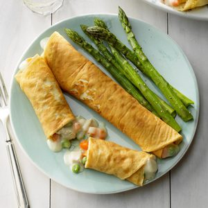 Turkey Crepes