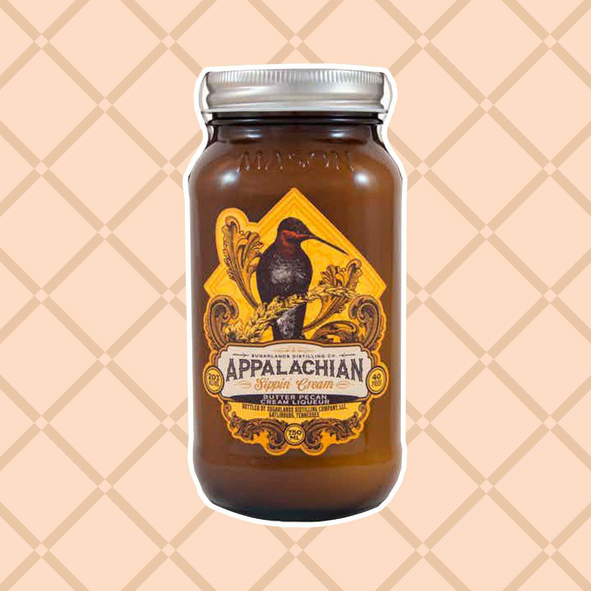 Sugarlands Appalachian Sipping Butter Pecan Cream Liqueur