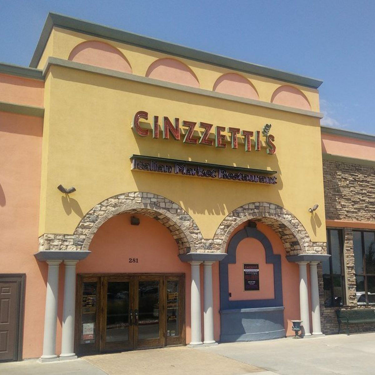 Colorado: Cinzzetti's, Northglenn
