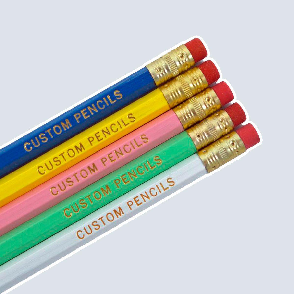 Personalized Pencil Set