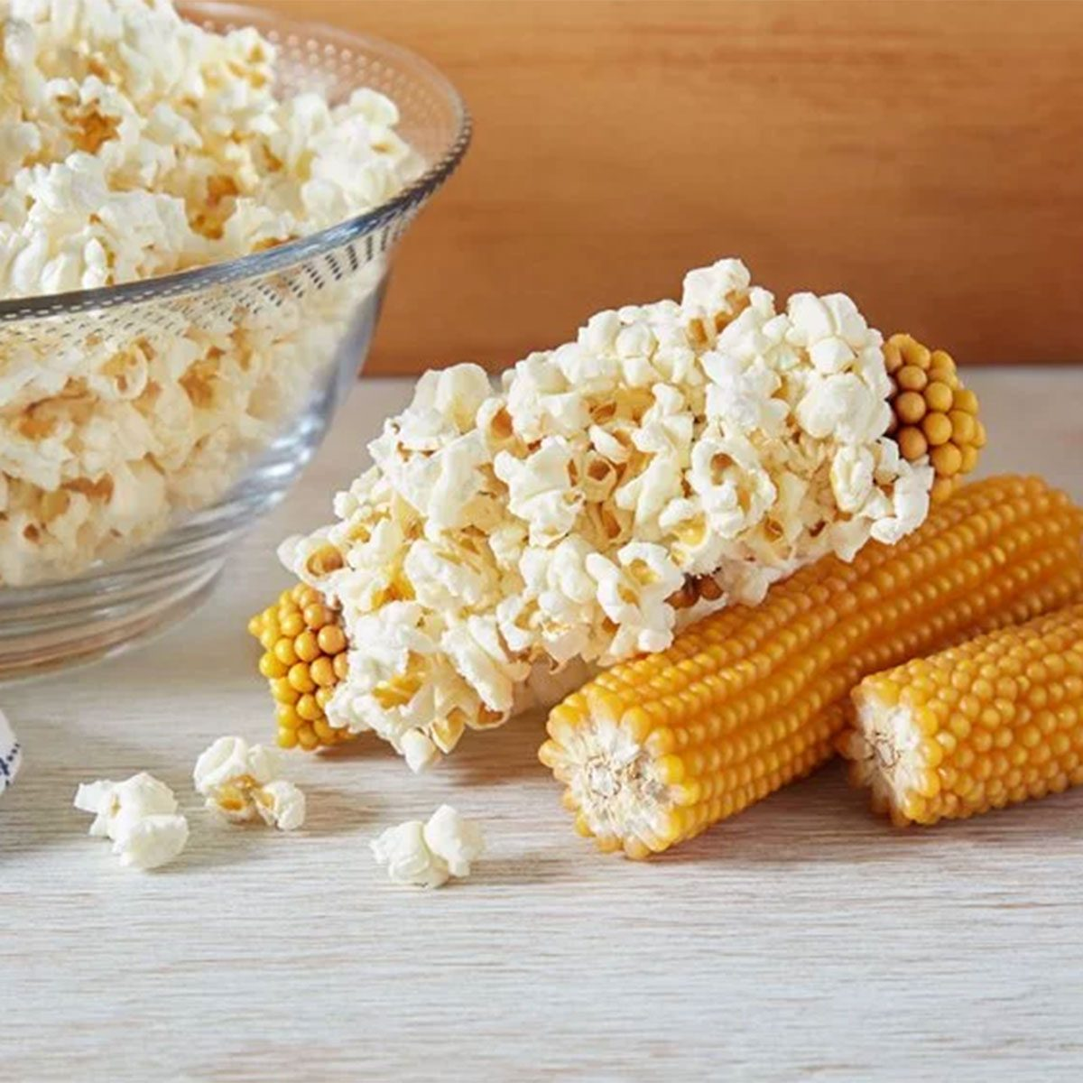 Sunflower Food Company: Farmer's Popcorn Cobs