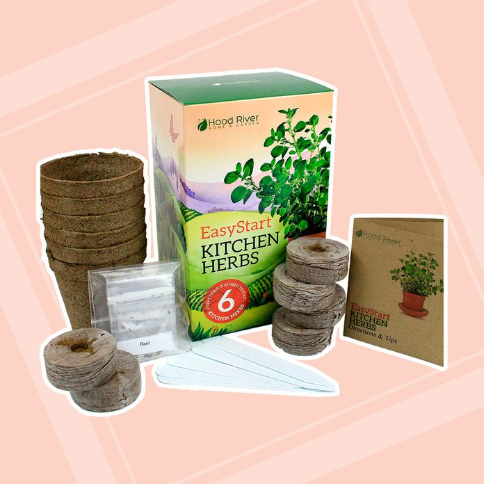 Mountain Valley Seed Company Herbs Kit