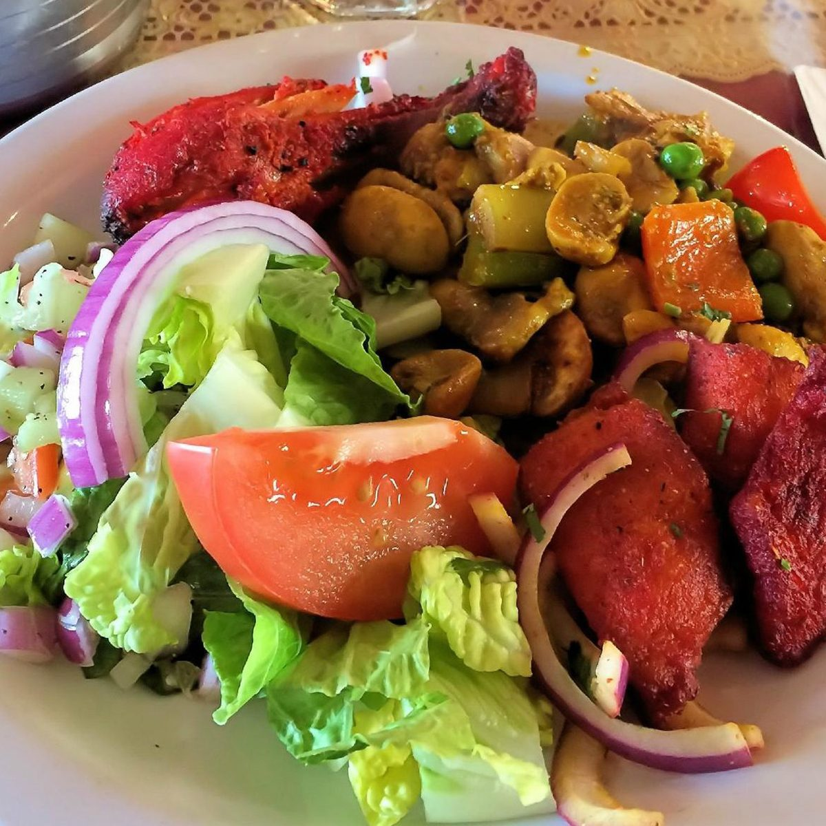 Idaho: Madhuban Indian Cuisine, Boise