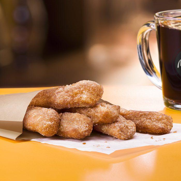 McCafe donut sticks