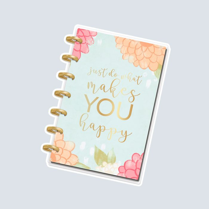 The Happy Planner Mini 2020 Dated Planner-Beautiful Day