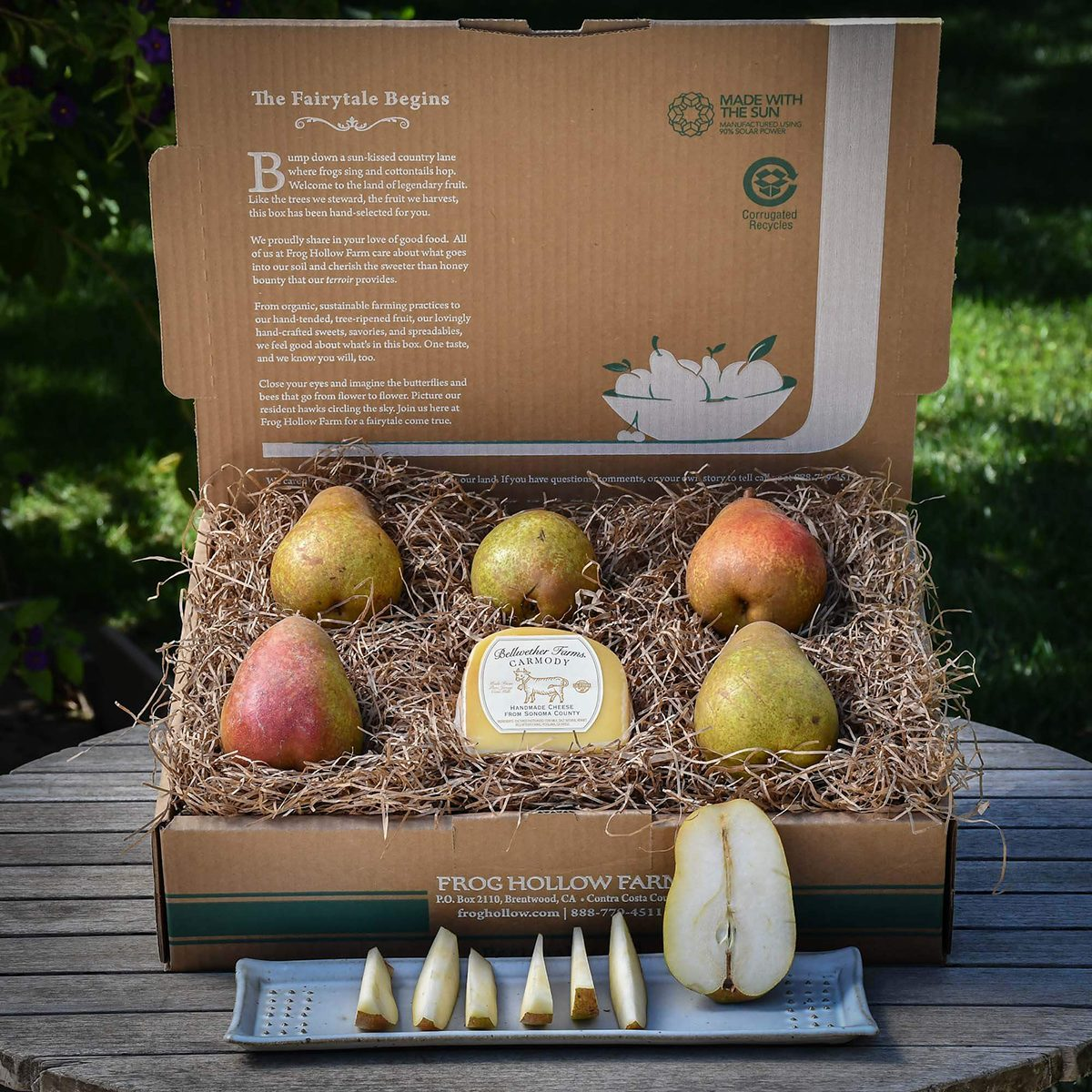 12 Fruit Gift Baskets and Gourmet Food Gifts You'll Want to Keep for Yourself