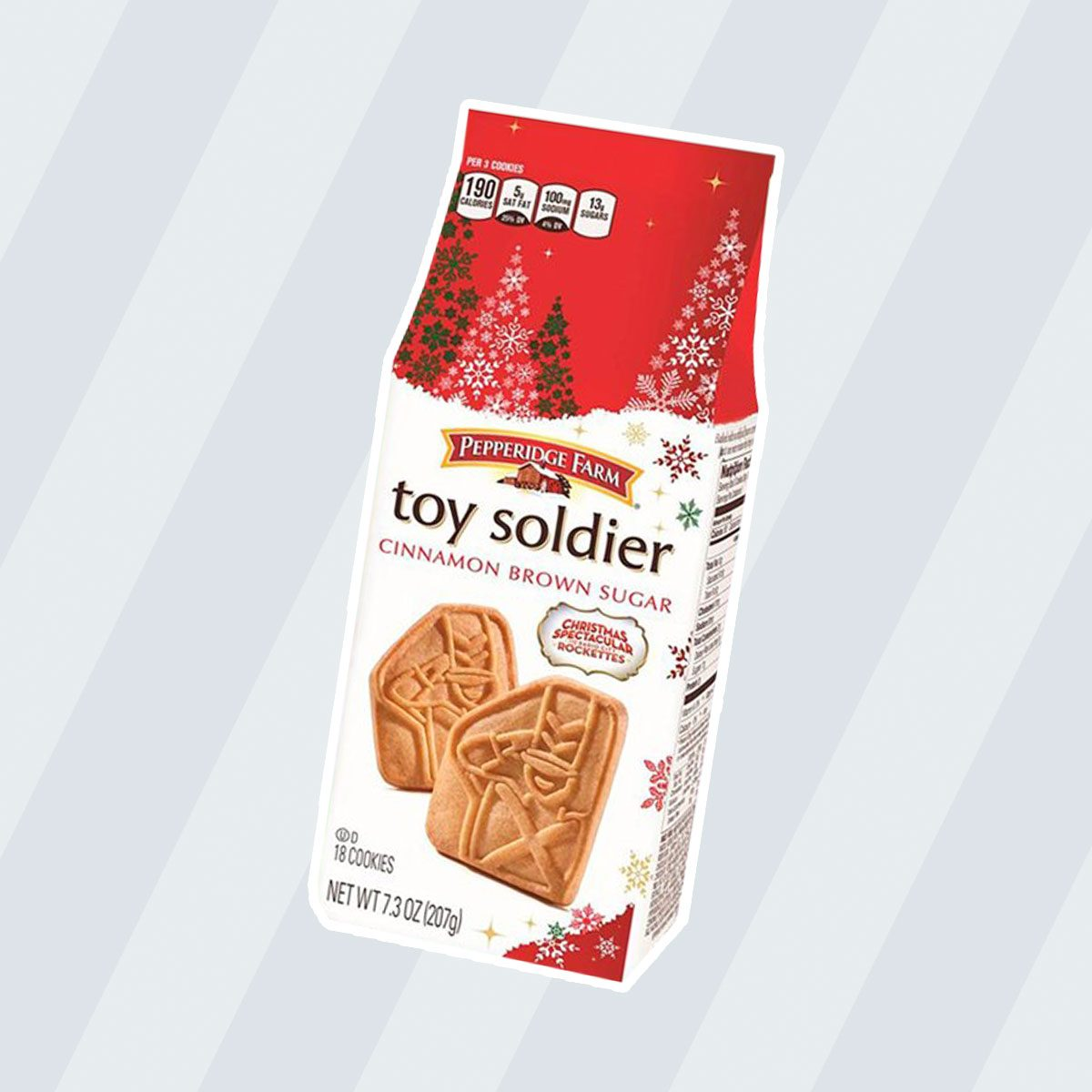Pepperidge Farm Toy Soldier Cookies