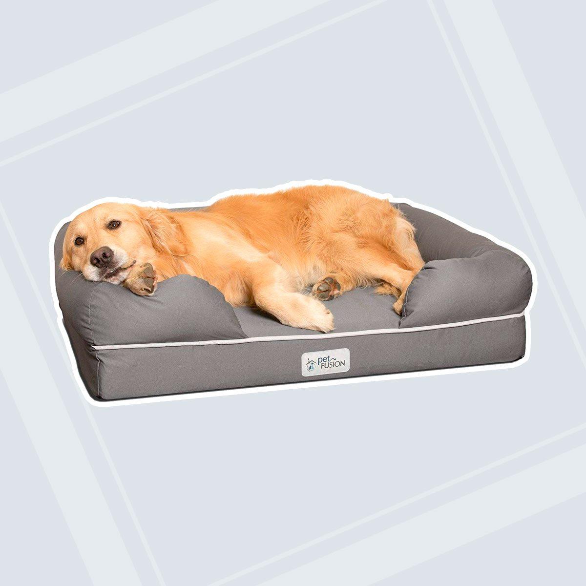 PetFusion Memory Foam Dog Bed