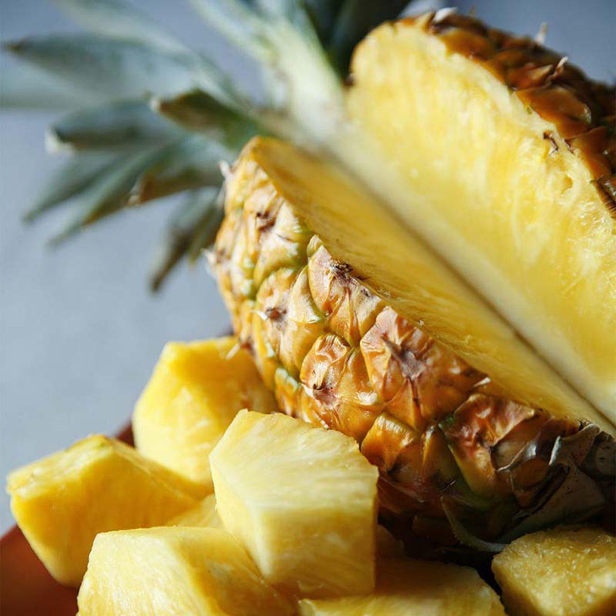 The Fruit Company: Pineapple Gift Basket