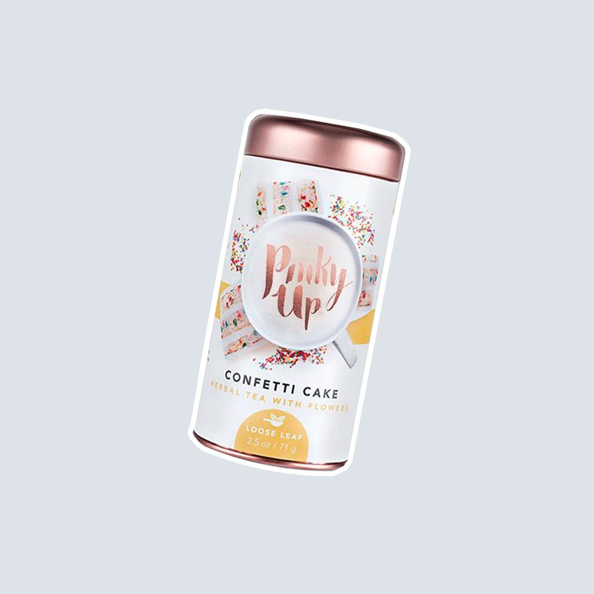 Cake-Flavored Tea