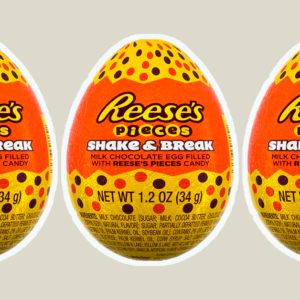 Reese's Is Making Shake & Break Eggs Full of Reese's Pieces