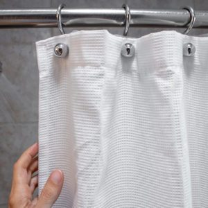 How to Wash Plastic Shower Curtains, 3 Easy Ways