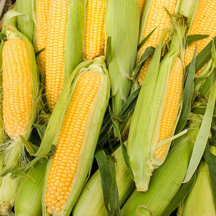 Fresh organic corn; Shutterstock ID 132458705; Job (TFH, TOH, RD, BNB, CWM, CM): Taste of Home