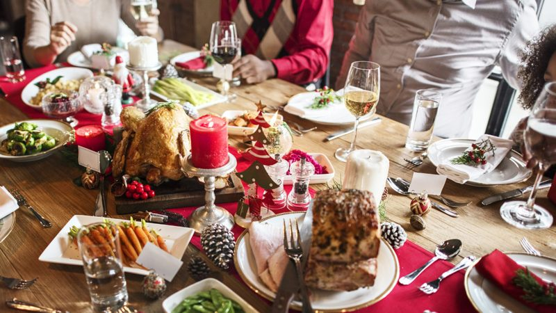 Family Together Christmas Celebration Concept; Shutterstock ID 523890508; Job (TFH, TOH, RD, BNB, CWM, CM): Taste of Home