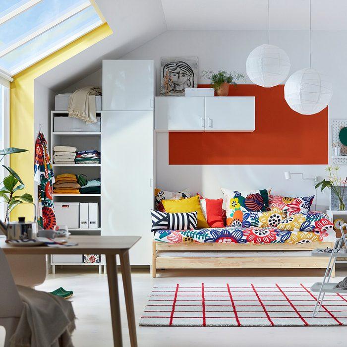 Simested IKEA rug