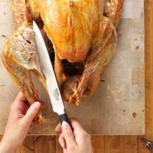 Here's the Secret for an Expertly Carved Thanksgiving Turkey