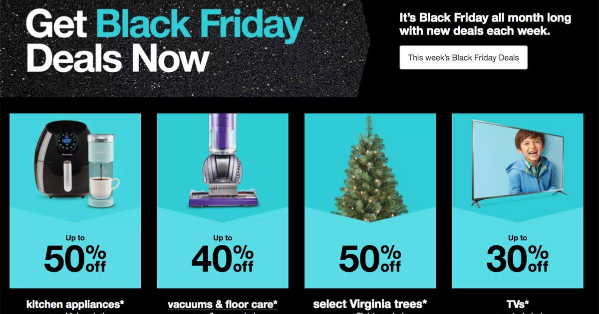 Target's BEST Black Friday Deals for 2020