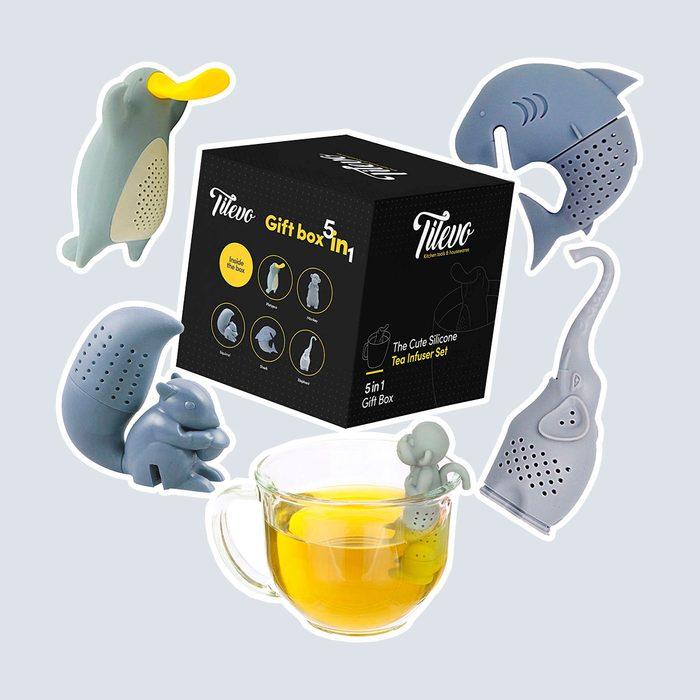Tilevo Tea Infuser Set of 5