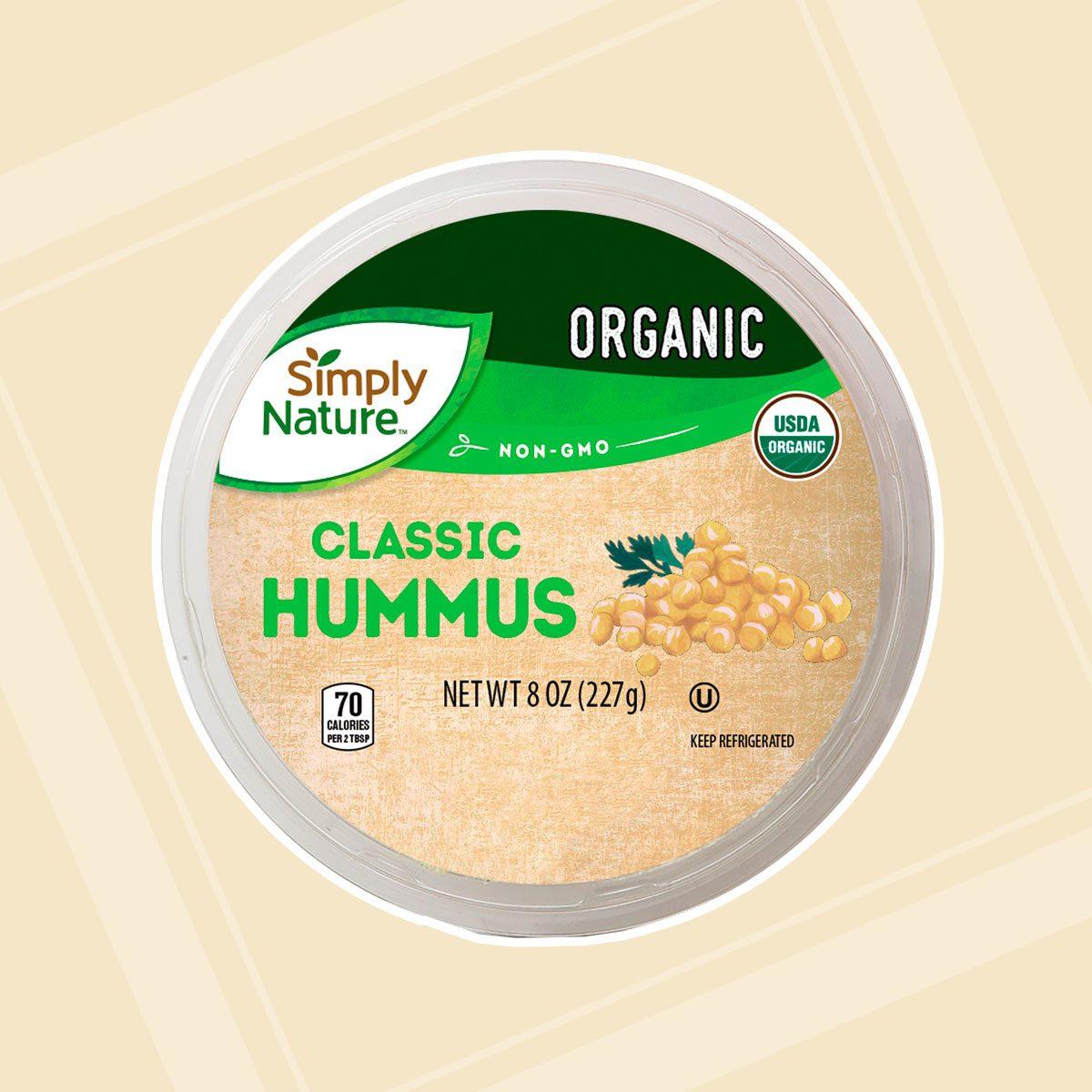Simply Nature Hummus