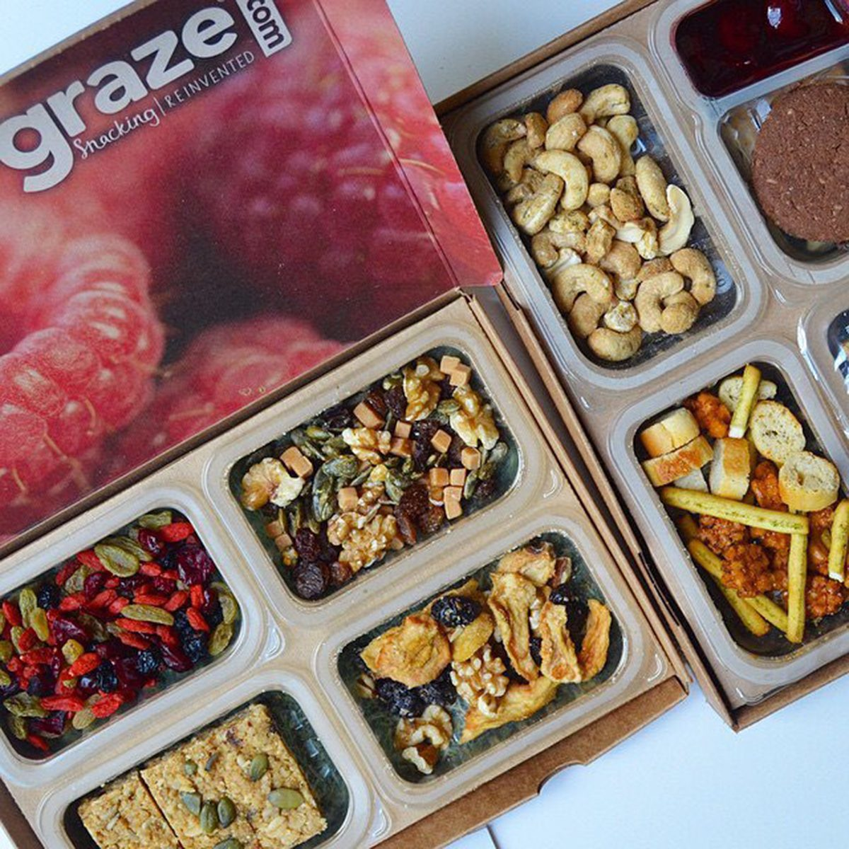 8 Healthy Snack Box Subscriptions You Should Try