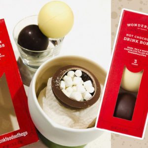 Target Is Selling Hot Chocolate Bombs That Melt in Your Mug for the Perfect Cocoa