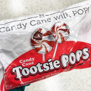 Candy Cane Tootsie Pops Are Back, and They're a Perfect Stocking Stuffer