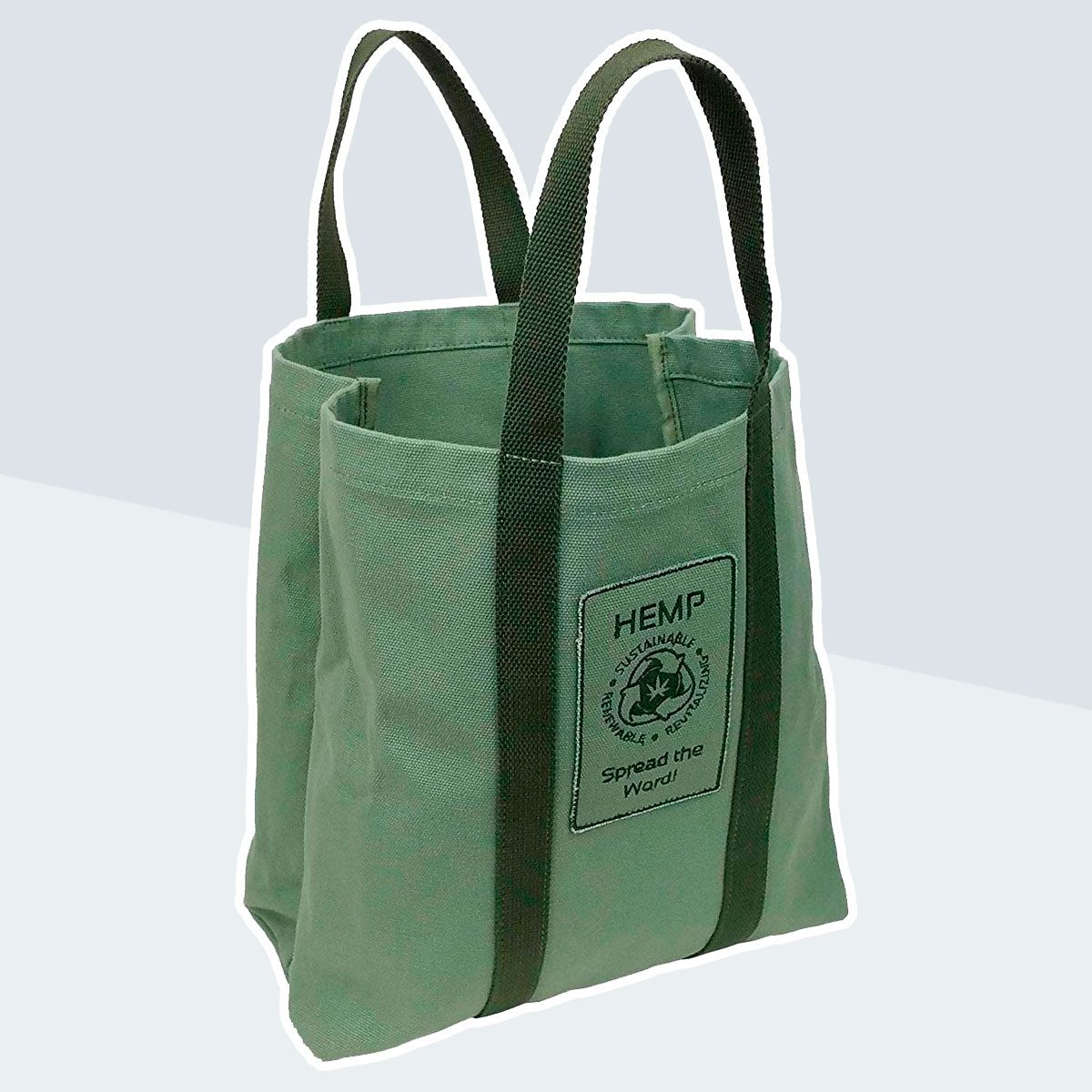 Reusable Heavy-Duty Shopping Bag