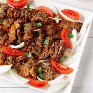 Beef Suya