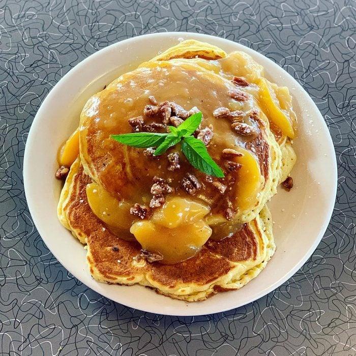 Bluebird Diner, Iowa City pancakes