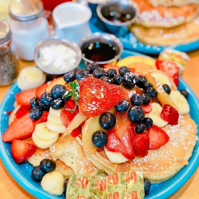Café Kaila, Honolulu pancakes