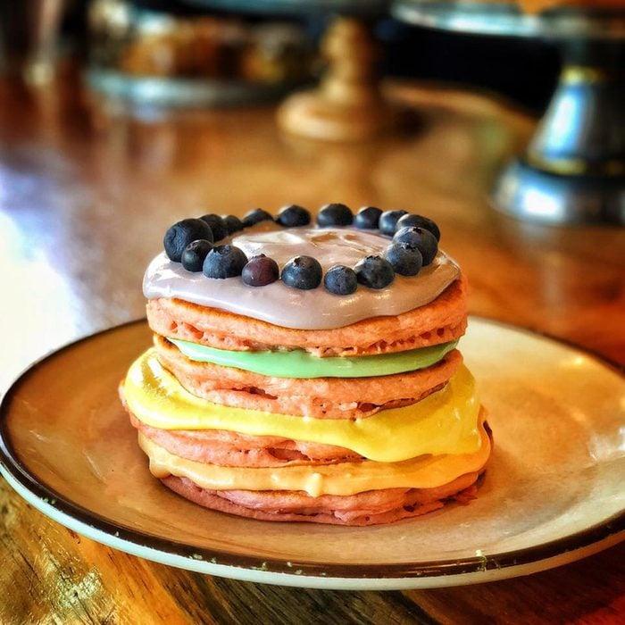 Caffé Social, Norwalk pancakes