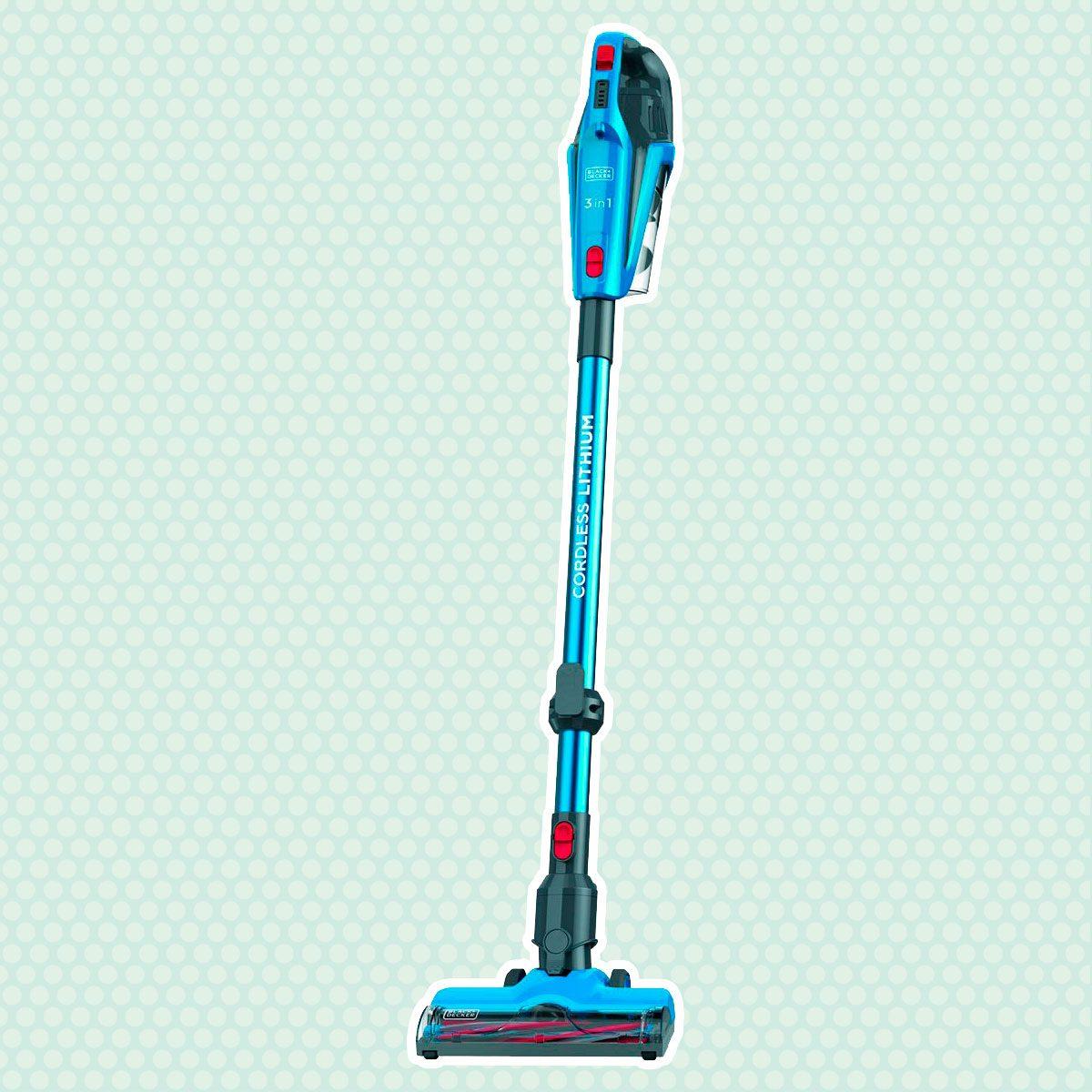 3-N-1 Cordless Stick Vacuum