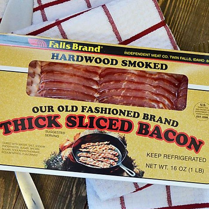 Falls Brand Bacon Thick Sliced