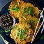 How to Make a Kimchi Pancake