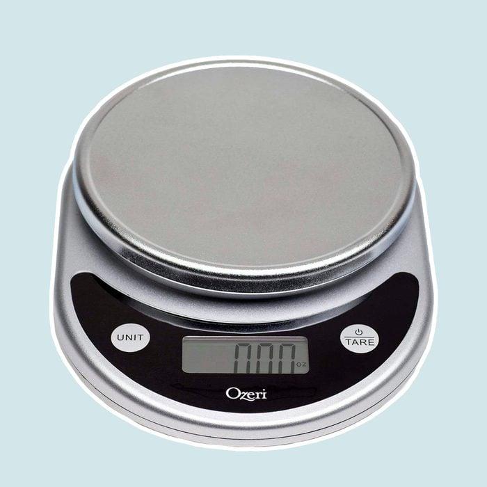 Ozeri ZK14-S Pronto Digital Multifunction Food Kitchen Scale, 8.25, Black