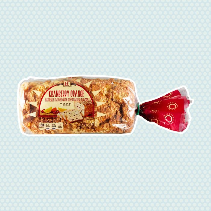 L'Oven Fresh Cranberry Orange Breakfast Bread