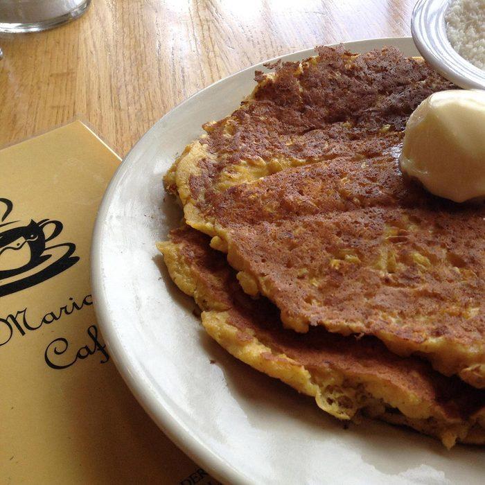 Maria's Cafe, Minneapolis pancakes