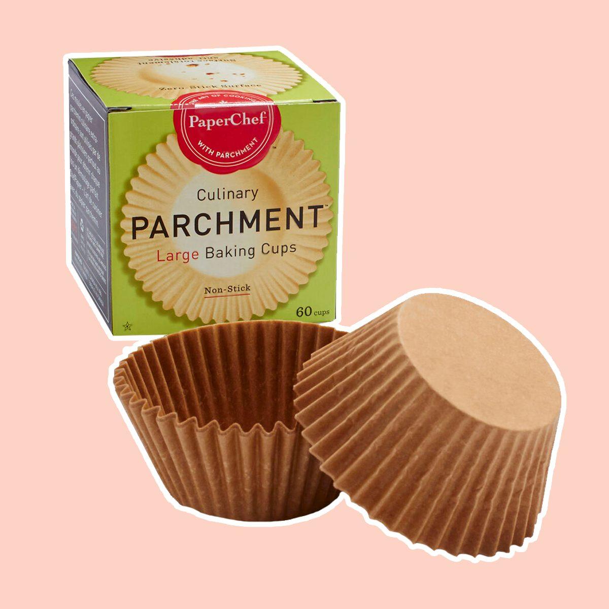 PAPERCHEF PARCHMENT BAKING CUPS