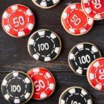 Poker Chip Cookies