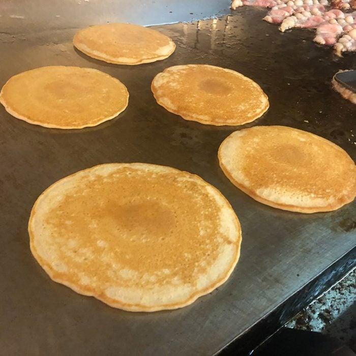 Quinn's Café, Hockessin pancakes