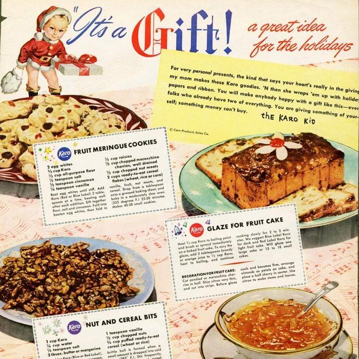 vintage bread ad