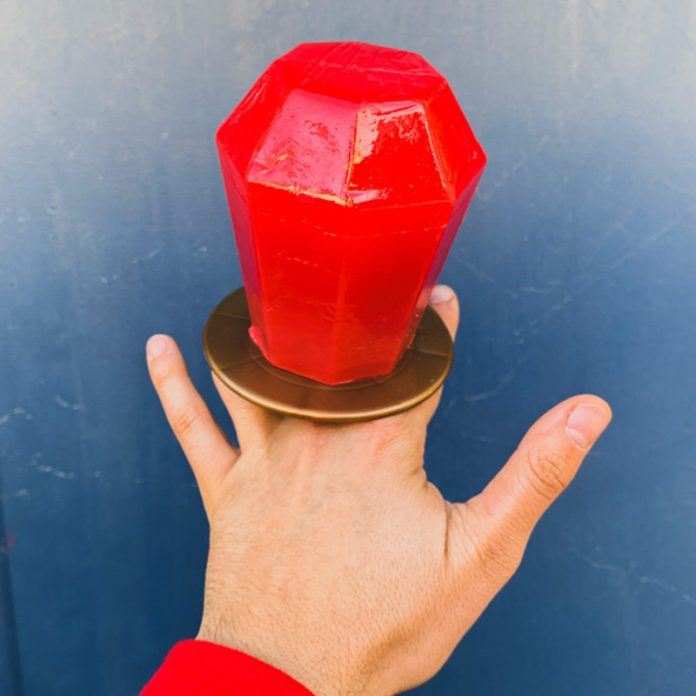 You Can Buy a Giant Ring Pop the Size of Your Fist at Walmart