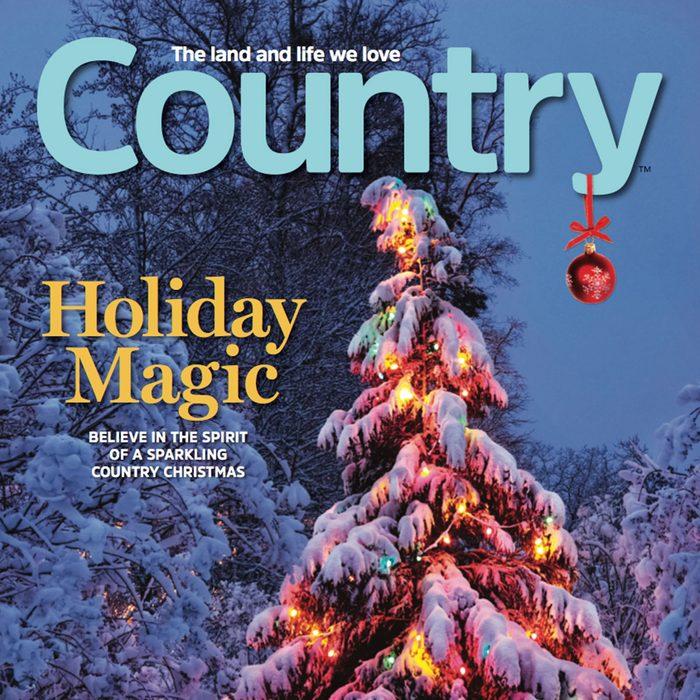 COUNTRY magazine