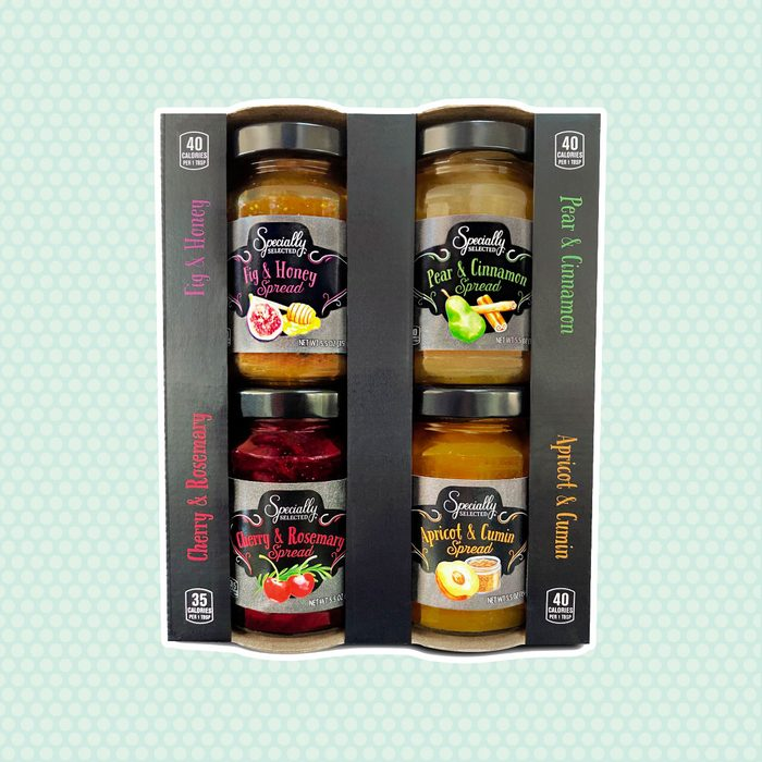 Specially Selected Cheese Pairing Spread Set