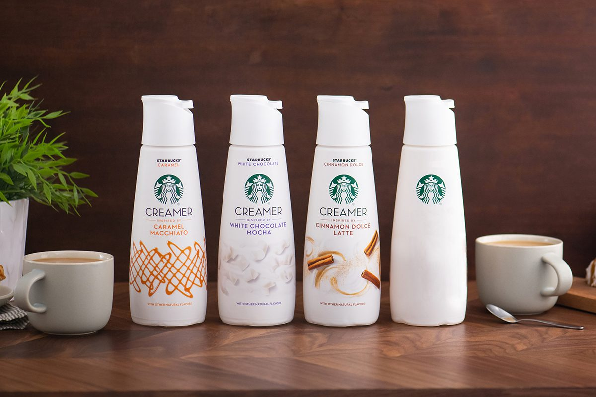 Starbucks Coffee Creamer Mystery Flavor