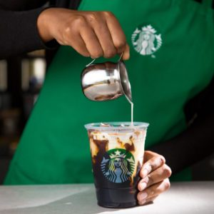 Starbucks Released an Irish Cream Cold Brew—and JUST in Time for the Holidays
