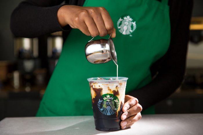 Starbucks Cold Brew photographed on Thursday, March 17, 2016. (Joshua Trujillo, Starbucks)
