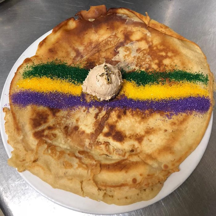 Surrey's Cafe and Juice Bar, New Orleans pancakes