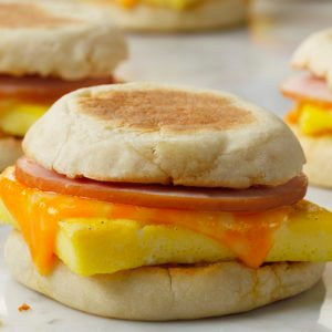 How to Meal Prep Breakfast Sandwiches for the Week Ahead
