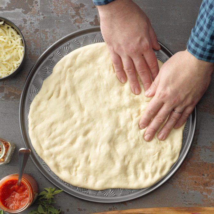 The Best Pizza Dough